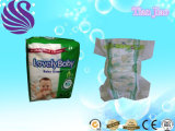Haken u. Loop Tape Soft Disposable Baby Diaper (Soem erhältlich)