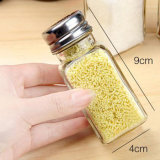 100ml Glass SaltおよびPepper Bottles Hotel Use Spice Bottle