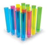 PP / PS Plastic Cup Test & Nbsp; Tube avec support