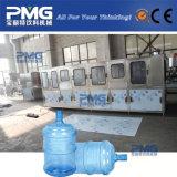 Máquina de rellenar del agua potable de 5 galones y línea de embotellamiento