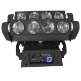8*10W LED Spider Moving Head Beam Light