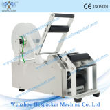 De semi Automatische Zelfklevende Machine van de Etikettering van de Wijn van de Sticker