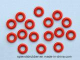 Anéis-O coloridos da borracha de silicone no FDA