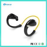 Auriculares Foldable do esporte do OEM do fone de ouvido de Bluetooth do esporte do fone de ouvido do esporte