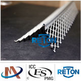 Qualité galvanisée de perle faisante le coin de protection de mur de plâtre