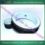 Peça moldada personalizada da borracha de silicone (acessórios da válvula)