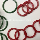 De Rubber x-Ring NBR FKM/FPM/Viton/Ring van de Vierling