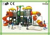Im Freienspielplatz-Gerät für Parks, Plastik der Qualität Kaiqi Gruppen-LLDPE/im Freienspielplatz für die Kinder lustig und Spiel, Residentional Bereich, Gemeinschaft