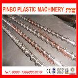 Barilotto e Screw per il PE Plastics del PVC pp