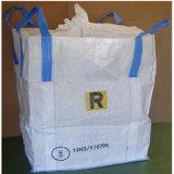 Sacchetto all'ingrosso dell'ONU FIBC per l'imballaggio pericoloso delle merci
