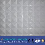 Los paneles de pared de la tarjeta 3D del MDF para la decoración casera