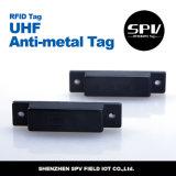 Estrangeiro passivo H3 do Tag do Anti-Metal da freqüência ultraelevada de RFID