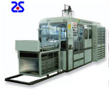 Zs-1220 amincissent la machine Sei-Automatique de Thermoforming de rendement élevé de mesure
