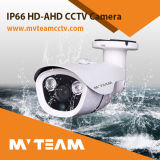 Cámara de 4MP 3MP 2MP 1MP impermeable cámara de seguridad de tamaño mini Ahd CCTV con CE, RoHS, FCC Certificados