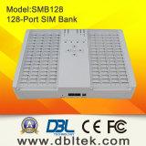 GSM SIM Bank/128 SIM Card Remote (SMB 128) SIM Cards Auto het zwerven
