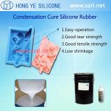 Molde RTV-2 que faz a borracha do silicone
