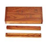 Caja de embalaje de madera del áloe de alto grado