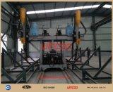 Soldadora automática para la soldadora de la viga de la fabricación H de la estructura de acero