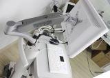 Productos médicos de pantalla táctil Trolley Ultrasonido Scanner (Hbw-100)