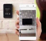 câmera escondida adaptador do carregador da parede de 1080P WiFi