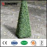 신제품 실내 정원을%s 자연적인 인공적인 대나무 나무 잎