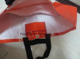 O punho popular PP tecido laminou o saco de compra
