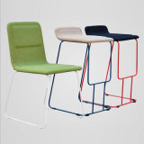 Eindeutiges Design Fabric Chair mit Metal Leg