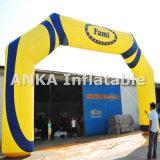 Aufblasbares Attractive Anfang Line Arch für Sports