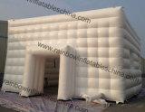 Vergrößerungs-weißes Quadrat-riesige Hochzeits-aufblasbares Iglu-Zelt