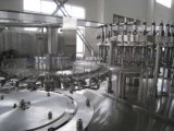 애완 동물 500ml 병 사과 주스 음료 충전물 기계