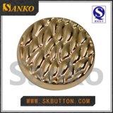 2015 새로운 디자인 형식 금 금속 단추