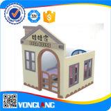 Спортивная площадка пластичного театра фабрики игрушки занятности Китая крытая (YL-FW0008)