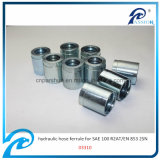 De hydraulische Metalen kap van de Slang voor Engelse 2sn Slang 853 (03310)