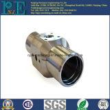 Buje de aluminio anodizado aduana de la alta precisión