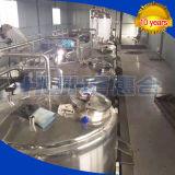 Chaîne de production de potage d'os de canard