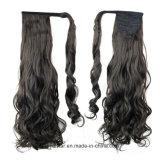 熱い販売のナシの花水波の総合的なポニーテールの毛の拡張