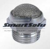 Filetto di pollice del silenziatore G1 dell'acciaio inossidabile del silenziatore del filtro da alta qualità