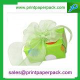 Caja de embalaje magnífica de la boda colorida de encargo