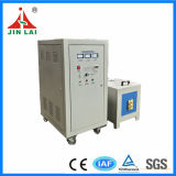 Machine de pièce forgéee chaude de Jinlai par induction en métal à haute fréquence de chauffage (JLC-30)