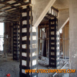200GSM Carbon Fiber pour Civil Construction Building