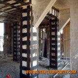 Civil Construction Buildingのための200GSM Carbon Fiber