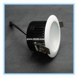 6inch la puce acrylique 80lm/W 40W DEL de la couverture SMD DEL s'allument vers le bas