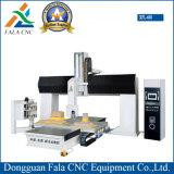 Ranurador del CNC de la máquina de grabado del CNC para el metal (Xfl-600)