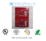 Fabricante Multilayer sem chumbo do PWB da placa de circuito de Fr-4 94V-0 em China