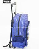 Мешок школы Backpack вагонетки печатание шаржа для детей