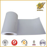 Rolo rígido do PVC do branco da impressão Offset para cartões do póquer