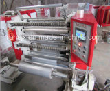 PE/PP/PVC/BOPP/Pet/Sticky Document dat Machine Rewinder scheurt