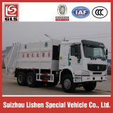 HOWO Compression Refuse Truck Garbage Truck 6X4, Sell를 위한 290HP,