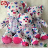 De mooie Teddybeer van de Gift van de Pluche van het Type van Hart Nieuwe Zachte Gevulde