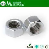 Hexa 304/316 d'acier inoxydable de la norme ANSI B18.2.2 A194 GR 8/8m/noix lourde d'hexagone